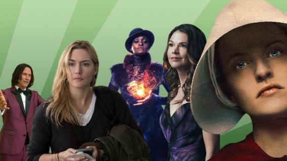 Handmaid's Tale, Victorian superheroes and everything else on Neon this April
