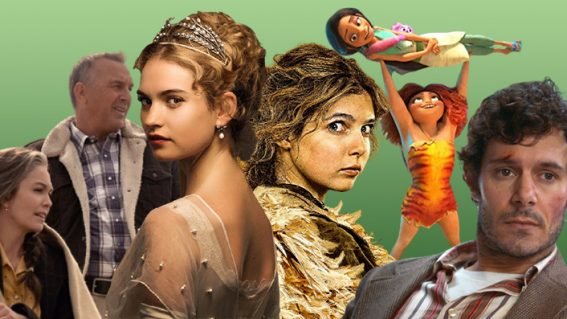 Croods, War & Peace, hot docs and everything else on Neon this August