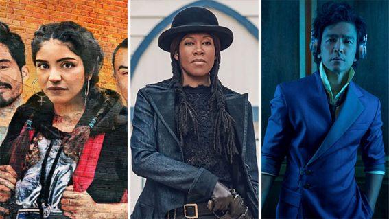 Best new movies and TV series on Netflix Australia: November 2021