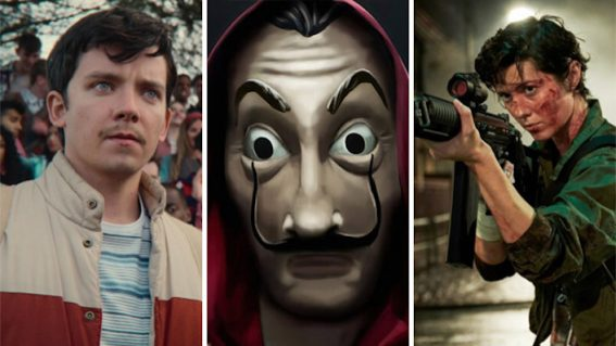 Best new movies and TV series on Netflix UK: September 2021