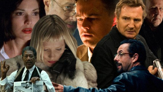 The top 20 thrillers on Netflix