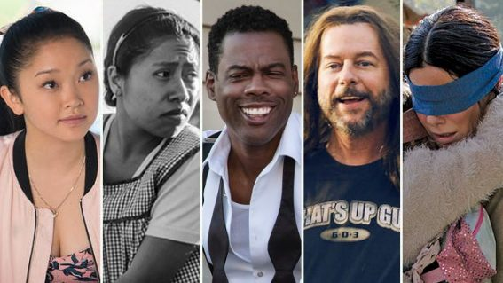 Every Netflix original film from 2018 reviewed