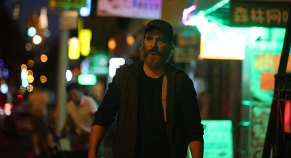 The grim You Were Never Really Here is an incredibly crafted nightmare