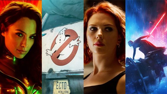 From Wonder Woman 1984 to Ghostbusters: Afterlife – here are 10 trailers to watch