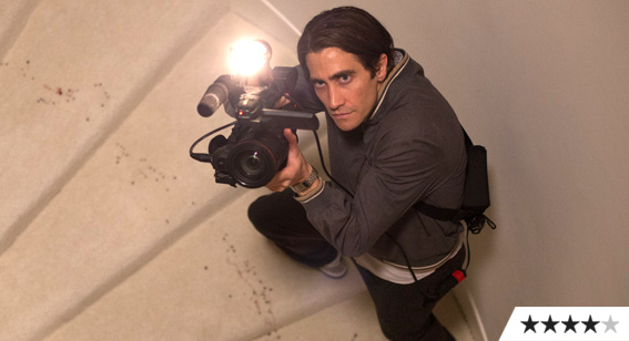 Review: Nightcrawler