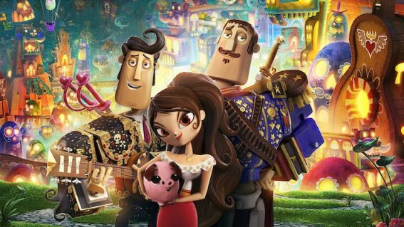 How to watch the Day of the Dead-inspired family hit The Book Of Life in Australia