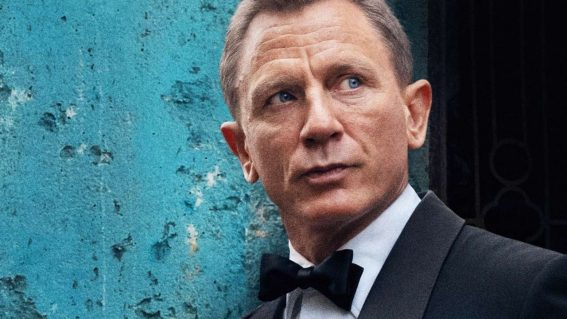Daniel Craig's 007 gets an overwhelmingly emotional send-off in No Time to Die