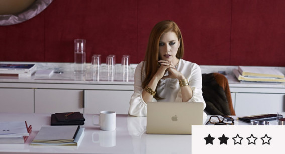 Review: 'Nocturnal Animals' is Uneven and Stodgy