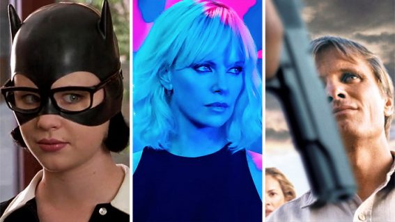 No capes! The very best non-superhero comic book movies