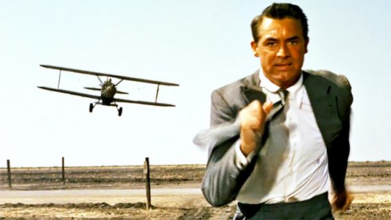 60 years ago, Alfred Hitchcock delivered one of cinema's perfect scenes in North by Northwest