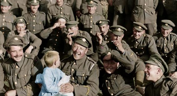 Peter Jackson's They Shall Not Grow Old is an emotionally shattering experience