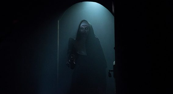 The Nun reeks of dumped-to-Netflix mediocrity