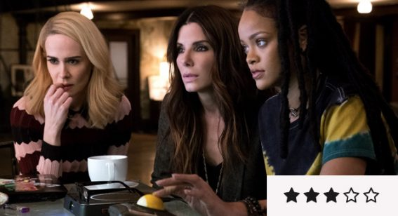 Ocean's Eight review: a dull film rescued by an excellent ensemble