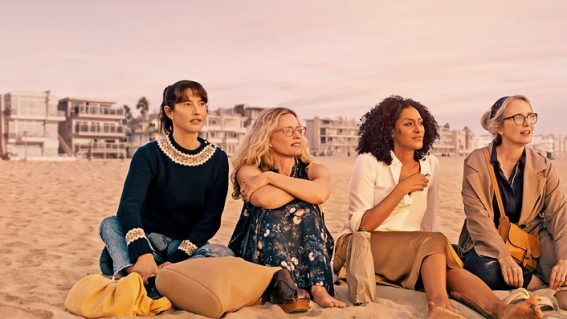 Female friendship comedy On the Verge has landed on Netflix