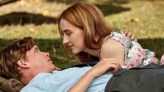 Win a double pass to see On Chesil Beach