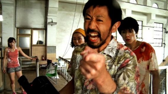 Is the year's best zombie film the low-budget Japanese flick One Cut of the Dead?