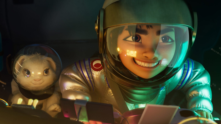 Netflix's Over the Moon