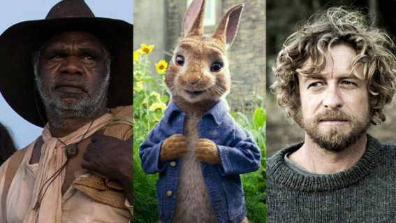 Australian films in 2018 set to out-perform last year's totals