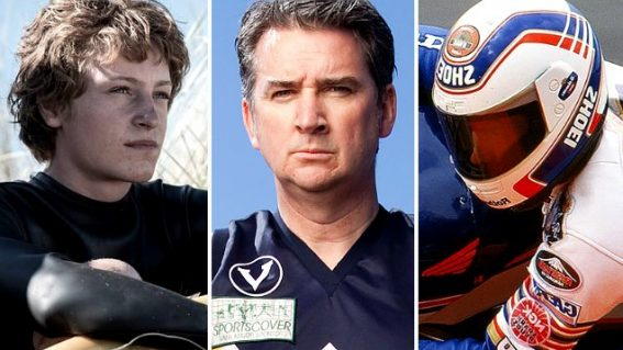 Boards, balls, bikes and beyond: when Australia's love of sport comes to the cinema