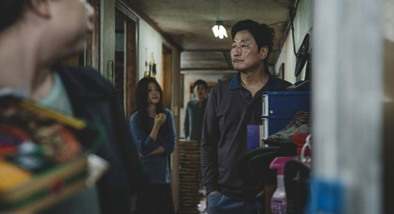 We speak to the great auteur Bong Joon-Ho about his new film Parasite