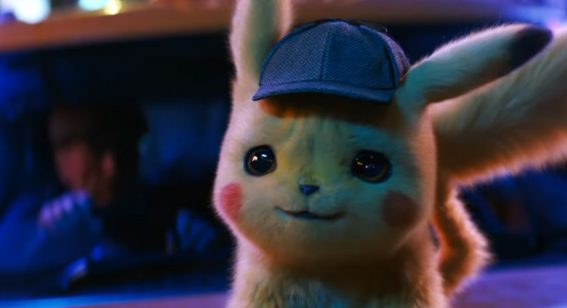 Detective Pikachu is not my childhood Pokémon movie & thank God for that