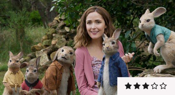 Peter Rabbit review: this isn't your grandparents' Beatrix Potter