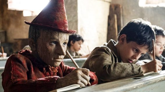 Pinocchio and the problem of fantastical things in realistic looking films