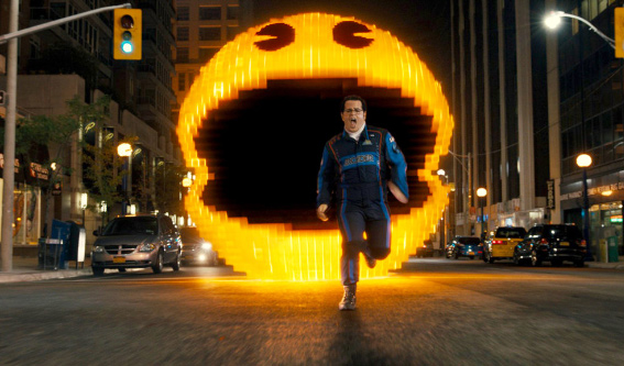 Adam Sandler's 'Pixels' Bombs in US; the World Rejoices