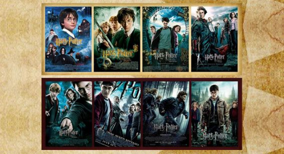 Harry Potter-Thon brings all eight films back to the cinema this November