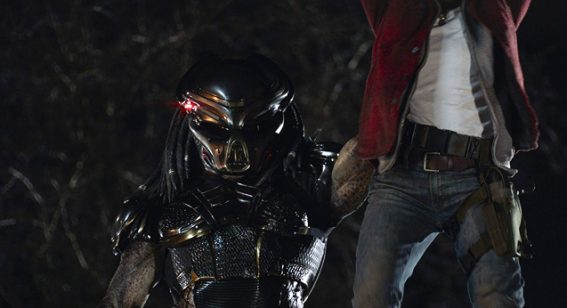 There's plenty to enjoy in this otherwise messy new Predator film