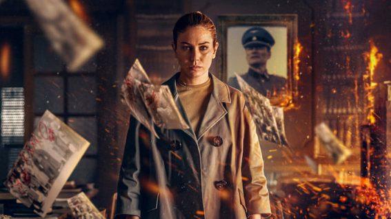 How to watch Spanish WWII revenge drama Jaguar Season 1 in the UK