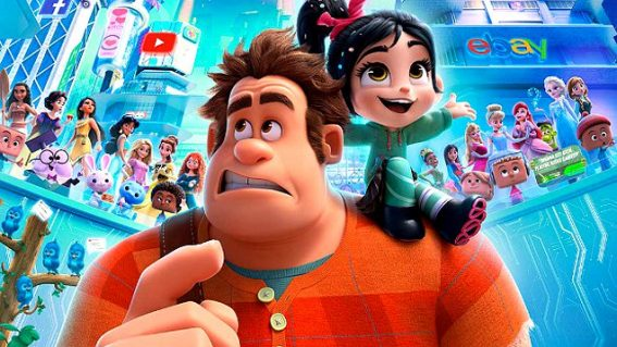 Tickets are now on sale to advance screenings of Ralph Breaks the Internet