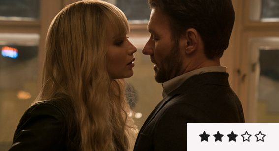 Red Sparrow review: a nice detour from a genre that condescends to women