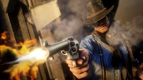 A cinematic analysis of Red Dead Redemption 2, the blockbuster game deeply connected to film history