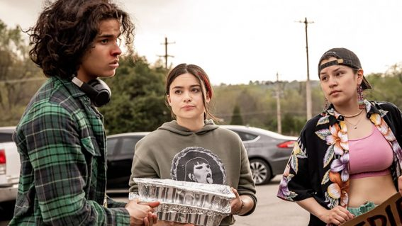 The teen delinquents of Reservation Dogs reflect a fresh and funny Indigenous perspective