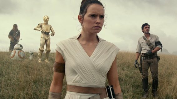 Here are the earliest reactions to Star Wars IX: The Rise of Skywalker