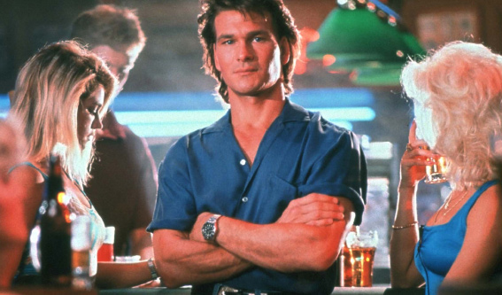 Every Punch to the Face in 'Road House' in 45 Seconds. Because, Why Not?