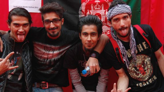 A release date has been confirmed for RocKabul, the documentary about Afghanistan's first metal band