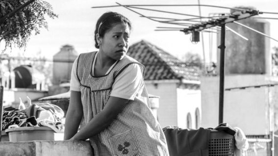 Check out Roma on the big screen ahead of its release on Netflix