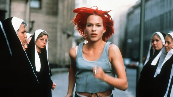 Run Lola Run is the coolest movie ever made about running
