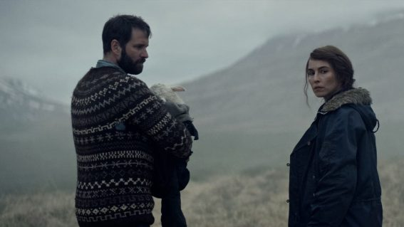 A bleak A24 folk-horror fable, Lamb is too slow and sheepish to be scary