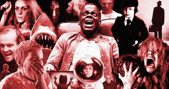 The 10 scariest movies of all time – as voted by you