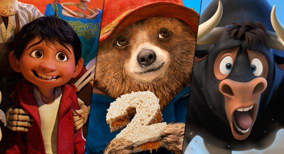 Take 5 and Watch Our School Holiday Movie Guide