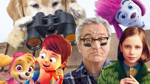 School holiday films playing in NZ cinemas