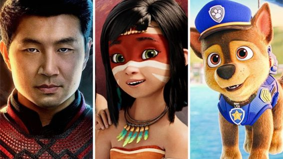 School holiday films playing in NZ cinemas