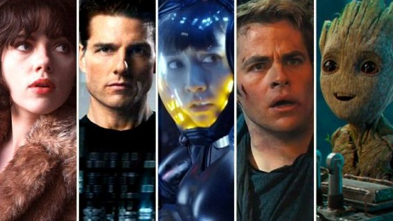Top 20 science fiction films on Netflix and Stan
