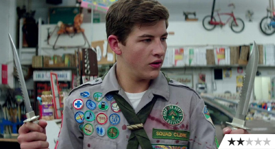 Review: Scouts Guide to the Zombie Apocalypse