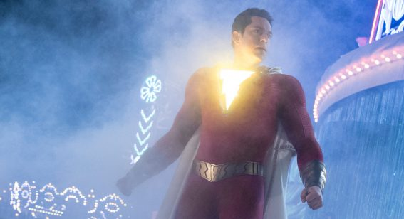 Shazam!'s Zachary Levi on how he went from mega nerd to The Rock's nemesis