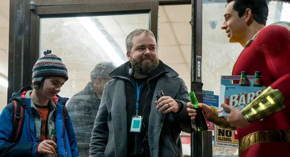 Shazam! director on why scaring kids is good