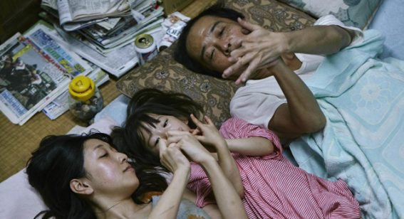 Compelling, utterly moving… it's no wonder Shoplifters won the Palme d'Or